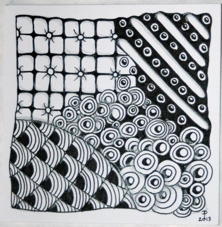 Zentangle #3